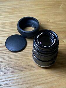 Leica 90mm f/4 Elmar C für Leica M