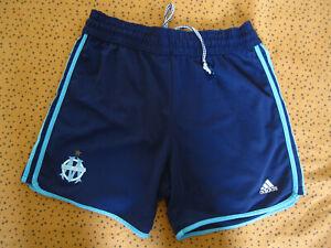 Short Adidas Olympique de Marseille OM Marine Vintage Football soccer - M