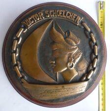 Escorteur Colonial VICTOR SCHOELCHER - 1962-1988 - Tapde de Bouche - Marine