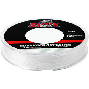 Sufix 300 Yard 832 Advanced Superline Braid Fishing Line - Ghost