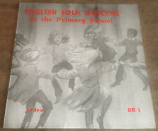 GREENSLEEVES COUNTRY DANCE BAND english folk dancing UK STEREO LP + BOOKLET
