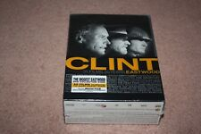 Clint Eastwood: 35 Films 35 Years at Warner Bros *Brand New Sealed*