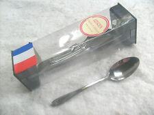 French Acero Inoxidable Inox 18-0: 6 x cucharillas/Cubiertos Cucharas De Café Vajilla. nuevo
