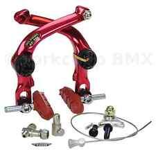 Dia-Compe AD-990 FS-990 front or rear BMX U-brake brake caliper - RED