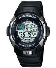 CASIO G-7700-1 G-SHOCK Designed For Motorsports Resin Strap Black