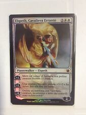 MTG ELSPETH, CAVALIERA ERRANTE - ELSPETH, KNIGHT-ERRANT FOIL  NEAR MINT ITALIANO