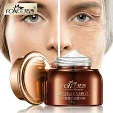 Fonce Six peptide Anti Wrinkle Face Cream 50g Anti Aging Dry Skin Hydrating Faci
