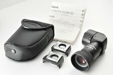 [Mint-!] Canon Angle Finder C with Ec-C & Ed-C & Case for EOS Shippingfrom JAPAN
