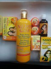 Nano Gold magic power whitening lotion set (4 in1)💯% Original £58.99