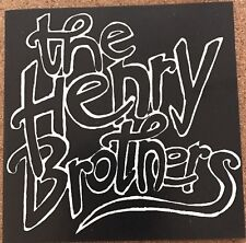 The Henry Brothers EP Shining Days 4 Tracks Rockytonk Records