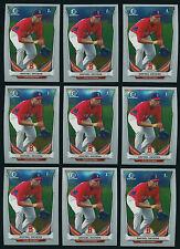 [x9] 2014 Bowman Chrome Draft Prospects Rafael Devers Red Sox Rookie Lot - QTY