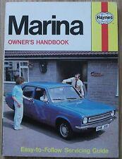 Marina Owners Handbook Haynes 391
