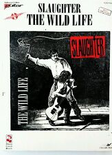 SLAUGHTER TABLATURE THE WILD LIFE GUITAR TABLATURE SLAUGHTER TAB GUITAR TAB
