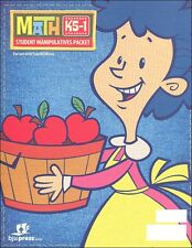 BJU Press Student Manipulative Packet (K5 - 1st Grade) - 286690
