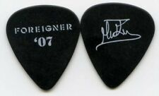 Foreigner 2007 Concert Tour Guitar Pick! Mick Jones custom stage Pick