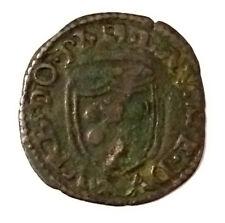 HN PESARO Lorenzo de' Medici 1516-19 quattrino MI BB RRR  sm384