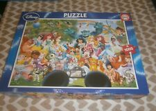 Educa The Marvellous World of Disney II Puzzle - 1000 Pieces