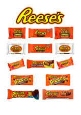 Assortment of  Reese's Peanut Butter Chocolate 13 X Bars American Import