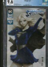 SUPERGIRL #23 CGC 9.6