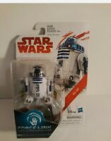 Star Wars:Force Lin: R2-D2 3.75-Inch Figure New MIB:Disney Collectible.FAST SHIP