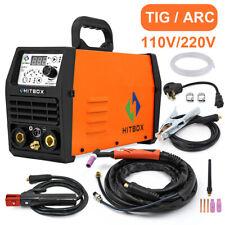 Hitbox Tig 200 Welder Pulse Inverter Hf 200a 110v 220v Arc Tig Welding Machine