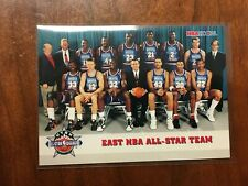 1993 Hoops East All-Star Card #281 Michael Jordan, Shaq, Ewing, Dominique MINT