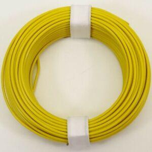 Kostenloser Versand!!!! Kabel 0,25mm² Litze Schaltlitze blank länge Wählbar