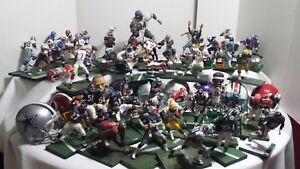 McFarlane NFL HUGE LOT, 52 Figures all teams, Pre Owned +Helmets+ 12""