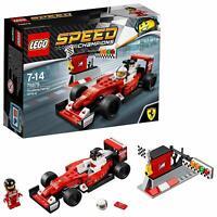 LEGO® Speed Champions 75879 Scuderia Ferrari SF16-H - neu, ovp