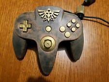 Nintendo n64 Manette officielle custom Zelda