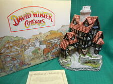 David Winter Cottage Squires Hall