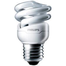 PHILIPS Lámpara ahorro de energía TORNADO 8w = 45w E27 Espiral Blanco cálido