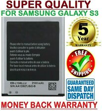 For OEM Samsung Galaxy S3 III EB-L1G6LLA Battery i9300 AT&T Verizon T-Mobile S 3