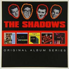 The Shadows - Original Album Series (NEW 5CD)