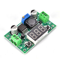 1PCS LM2596 DC-DC buck adjustable step-down Power Supply Converter module FT