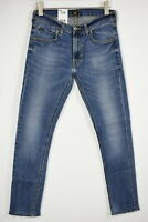RRP £90 LEE LUKE SLIM TAPERED Men's W31/L34 Stretch Fades & Whiskers Jeans 9076*