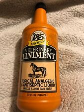 Absorbine Veterinary Liniment, 32 fl. oz.