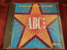 ABC - Tears are not enough - Best of...Compilation - 14 Titel - Poison Arrow uva