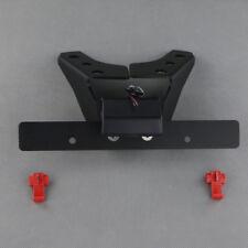 For SUZUKI GSX-R GSX R 1000 09-15 Fender Eliminator License Plate Holder Black