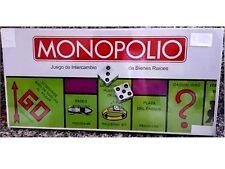 Monopolio Original El Juego De Mesa Preferido NUEVO SELLADO Español