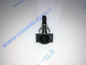 2011 - 2017 Nissan Leaf Windshield Wiper Washer Nozzle Spray Jet 28931-3NA0A OEM