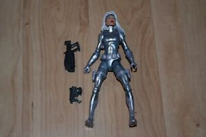 Marvel Legends Silver Sable 100% complete Near Mint Spiderman