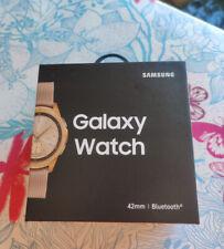 Samsung Galaxy Watch 42mm Rose Gold - Bluetooth