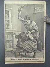 RINGGOLD & McPHERSON Hosiery Gloves Underwear Victorian Trade Card