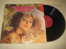 Franz Lehar - Die lustige Witwe    Vinyl  LP Amiga 1971