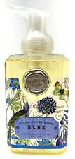 Michel Design Works Foaming Hand Soap 17.8 OZ. Floral Bluebells BLUE