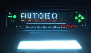 3 x Backlight Indicator for Pioneer DSP DEQ-9200 DEQ-7600 DEQ-7200 DEH-P835 LCD