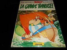 Uderzo & Goscinny : Astérix 22 : La grande traversée EO Lombard 1975