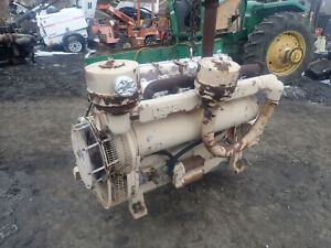 Lister JA6 Diesel Engine RARE! COMPLETE TAKEOUT! Air Cooled Industrial