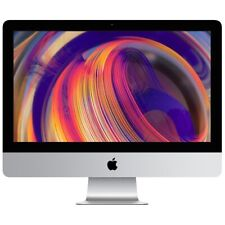 "Custom Apple iMac 21.5"" 4k 2019 3.6ghz i3 500gb-4tb SSD 16-64gb Radeon 555X 2gb"